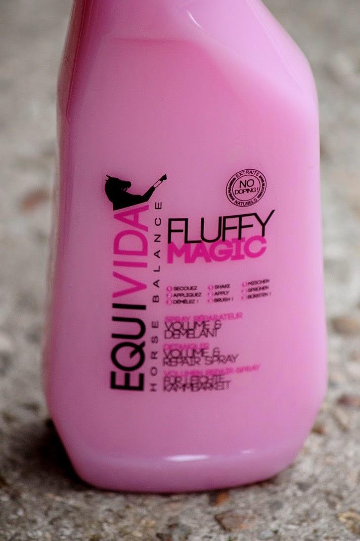 Démêlant et volume Equivida Fluffy Magic