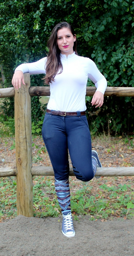 Look du mois by The Horse Riders