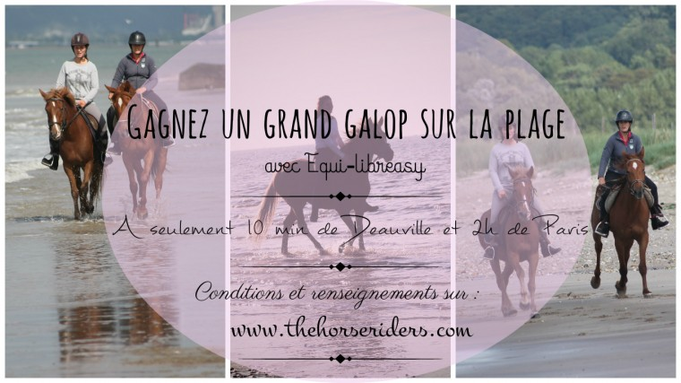 Concours Equi-libreasy et The Horse Riders