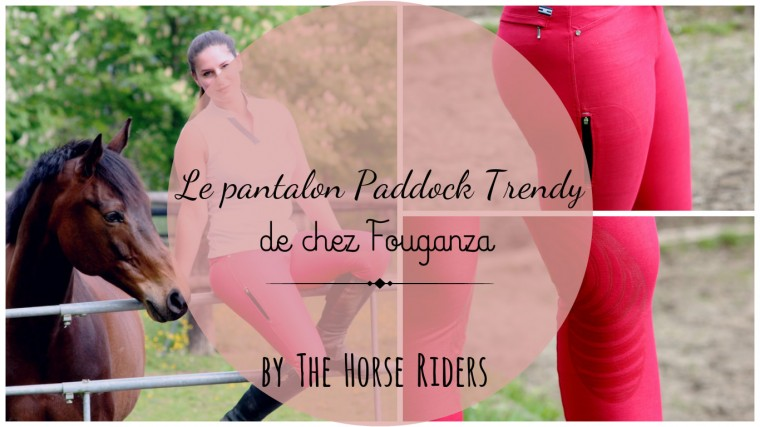 Paddock Trendy by The Horse Riders