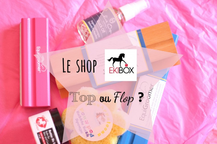 Shop Ekibox by The Horse Riders