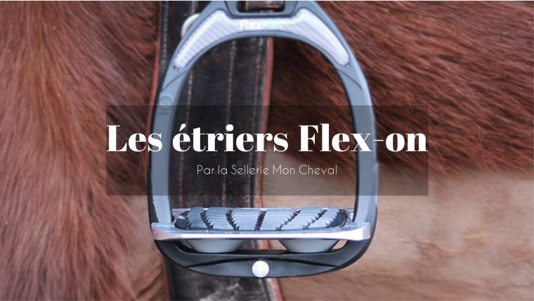Les étreirs Flex-On by The Horse Riders