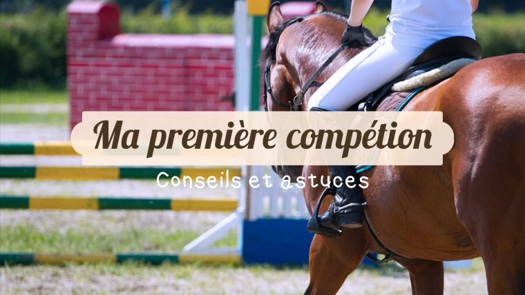 Ma première compétition by The Horse Riders