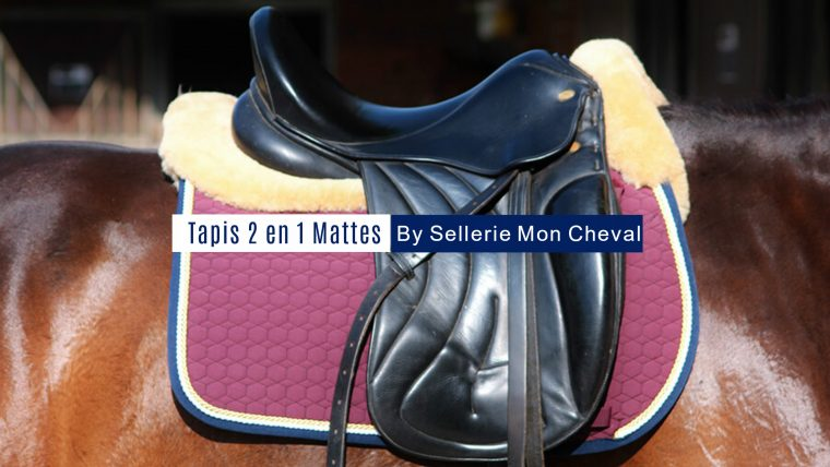 Tapis Mattes deux en un by The Horse Riders