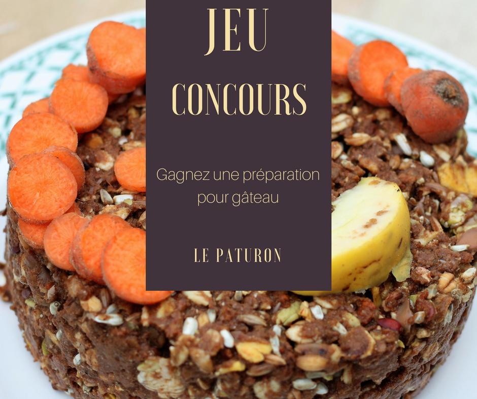 Jeu concours Le Paturon