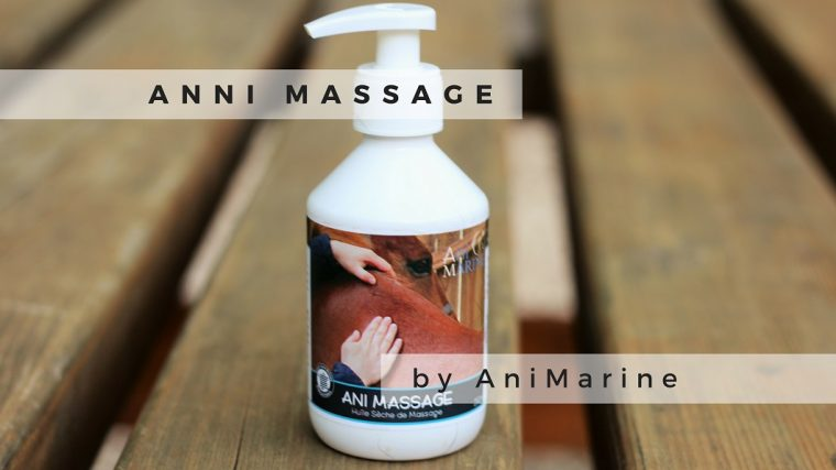 Ani Massage AniMarine by The Horse Riders