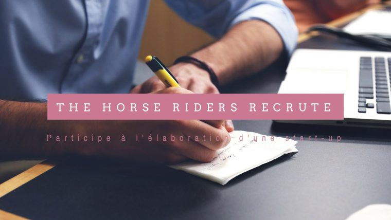 THE HORSE RIDERS RECRUTE