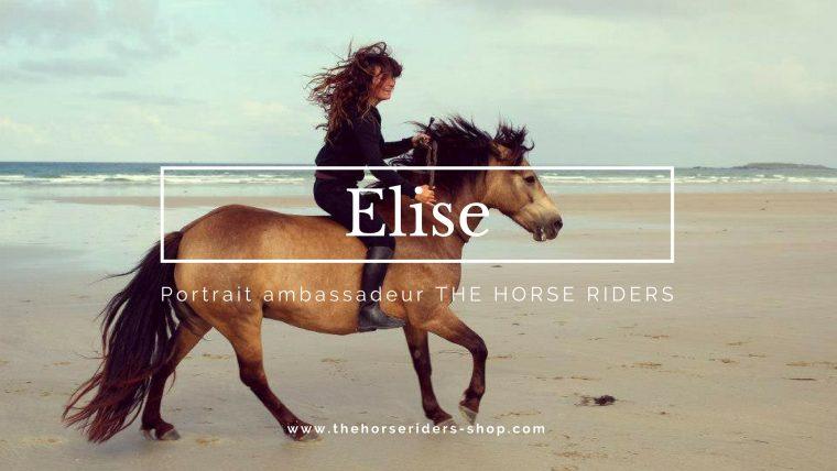 Elise - THE HORSE RIDERS - Planner équestre