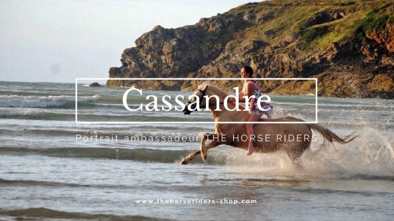 Cassandre Rêve Compulsif - THE HORSE RIDERS