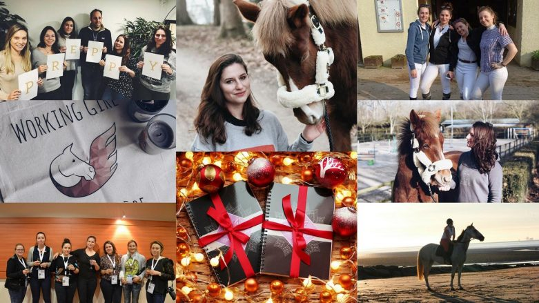 Mon année 2017 ! ~ THE HORSE RIDERS