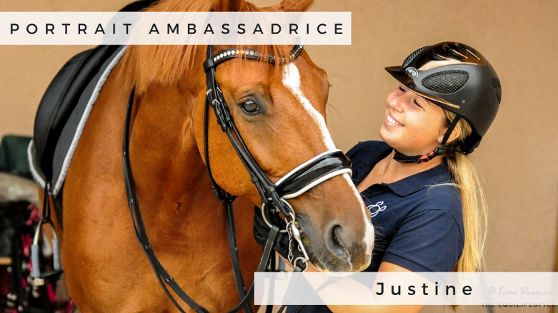 Justine - THE HORSE RIDERS