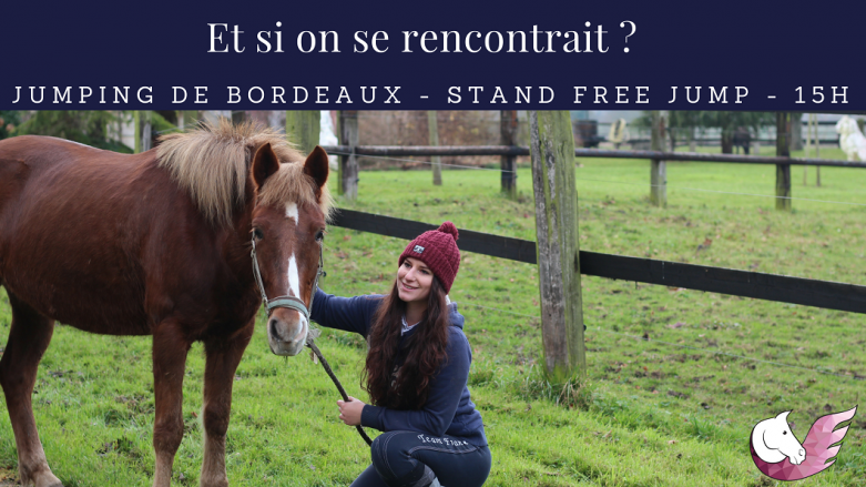 THE HORSE RIDERS - Jumping de Bordeaux