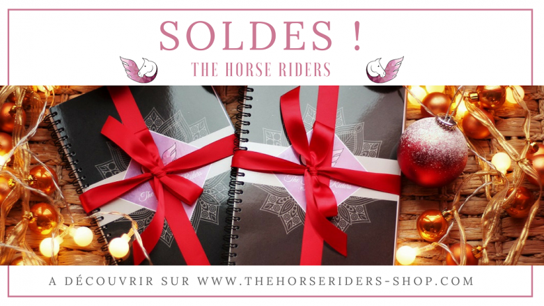 Soldes THE HORSE RIDERS