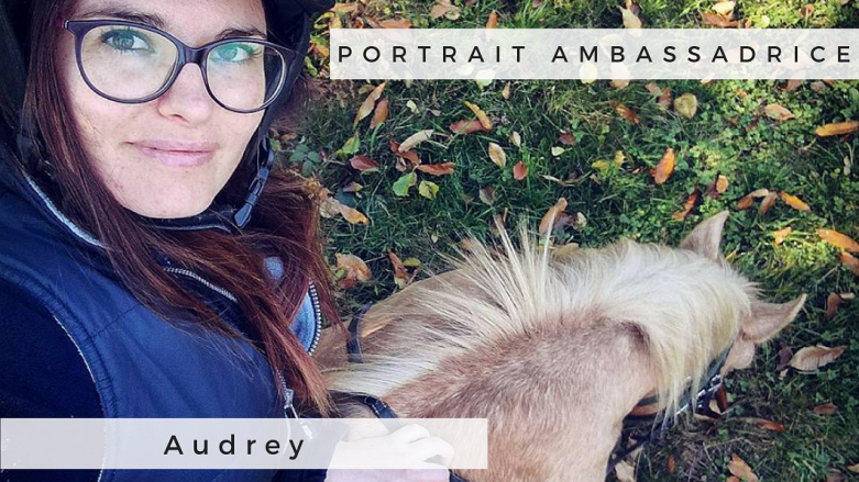 Audrey - THE HORSE RIDERS