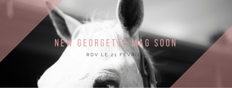 Georgette Mag - THE HORSE RIDERS