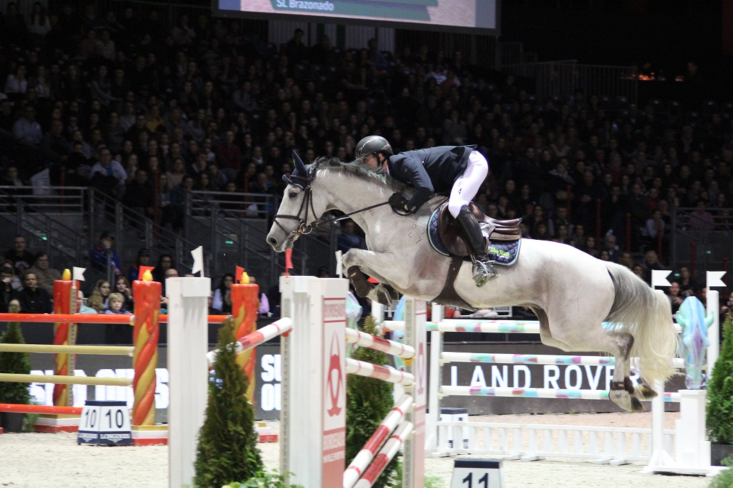 Jumping de Bordeaux - THE HORSE RIDERS