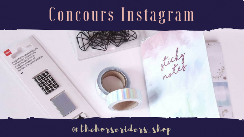 Concours Insta THE HORSE RIDERS