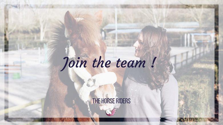 Ambassadeurs THE HORSE RIDERS
