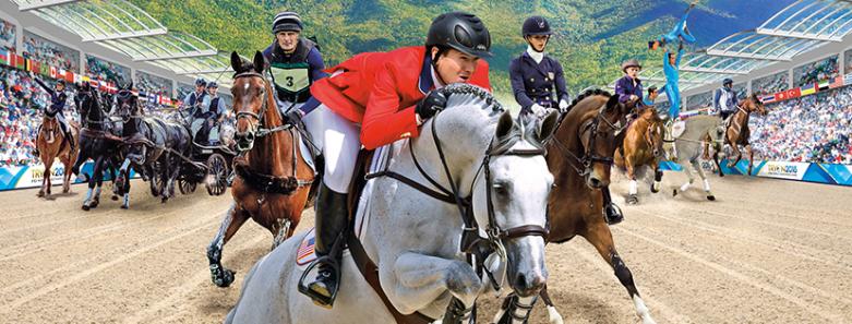 Jeux Equestres Mondiaux 2018