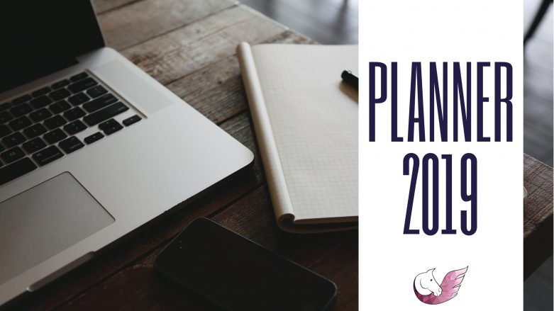 Planner THE HORSE RIDERS 2019 NEWS